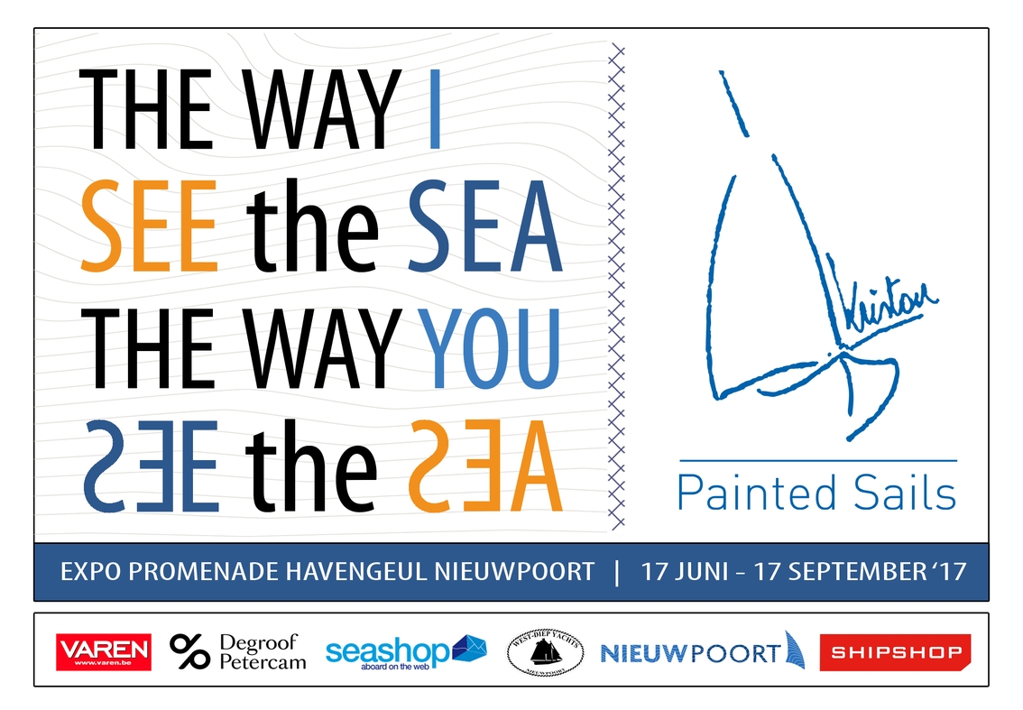 LOGO The Way I See The Sea -  kleiner